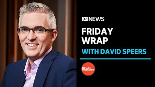David Speers on Christian Porter's historic rape allegations | Mornings with Virginia Trioli
