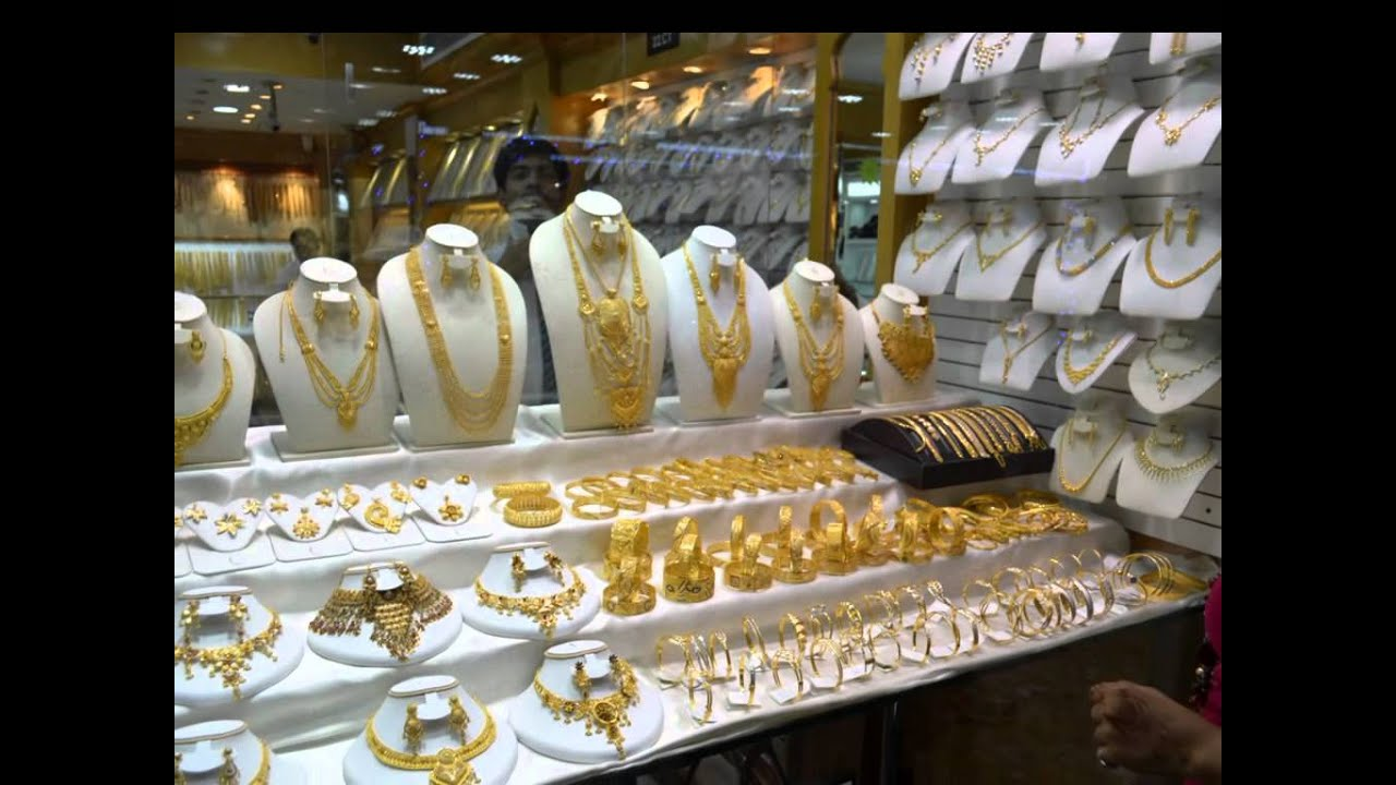 Gold Shopping In Dubai Youtube