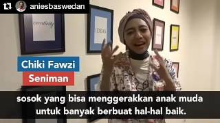 PILKADA DKI 2017: Bismillah Anies Baswedan & Sandiaga Uno Menang! (Marissa Haque Ikang Fawzi)