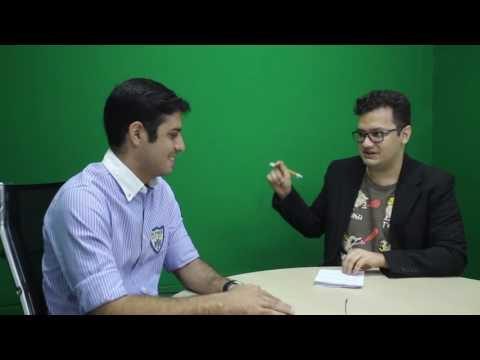 GPS TV entrevista vereador Lilo Pinheiro