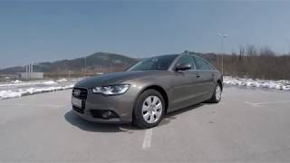 Audi A6 2013 TEST | The Driver Videos