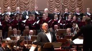 """Ганна Кузіна. """"ІN MEMORIA"""" для баса, мішаного хору та оркестру"""