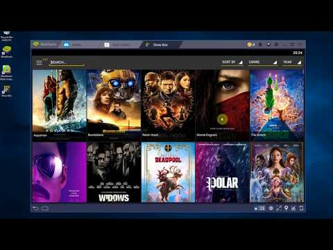 How to install Showbox on Windows 10