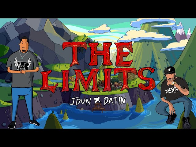 JDun - The Limits feat. Datin (Official Lyric Video)