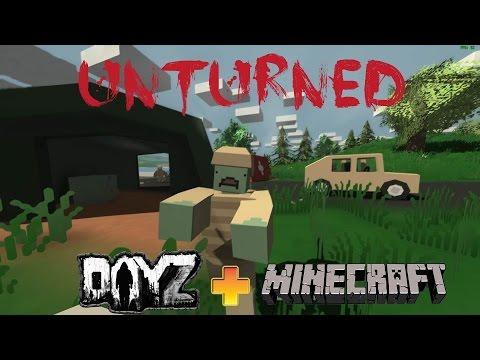 Como Descargar Unturned (Tipo Minecraft y Dayz)