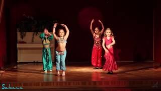 Детский восточный танец | Bellydance for kids