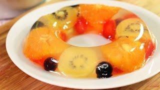 (Tinrry下午茶) 教你做義大利水果布丁
