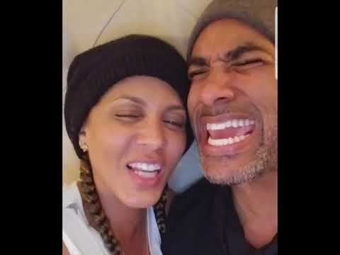 Boris Kodjoe & wife Nicole ari Parker do ,