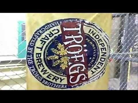 Troegs Brewery Tour Hershey, PA DJs BrewTube Beer Review ON LOCATION