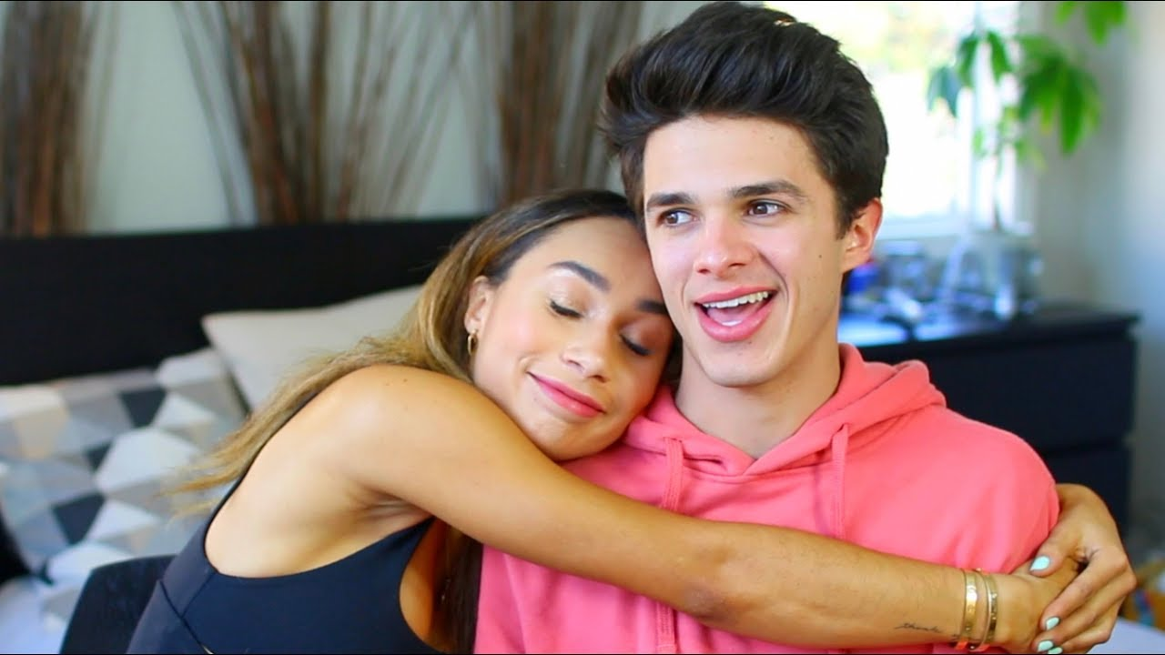 EXPOSING OUR RELATIONSHIP (PART 2) W/ MyLifeAsEva | Brent Rivera