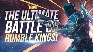 The Ultimate Clash of Rumble Kings | Destiny 2: nKuch vs MTashed!