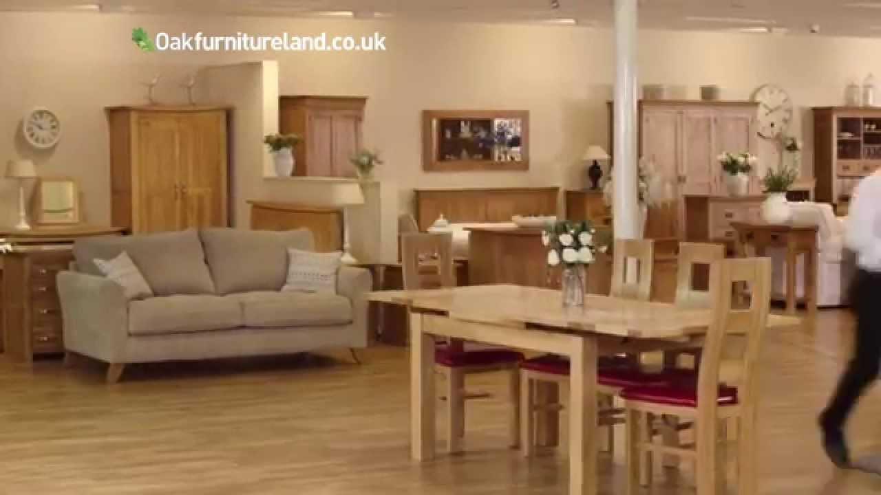 Oak Furniture Land | High Speed Dining   YouTube