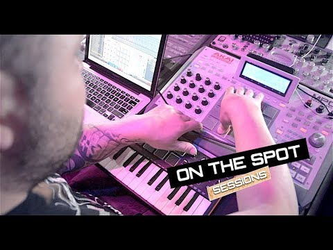 Big Pun Producers Make A Beat ON THE SPOT The Nobodiez ft Anakin Artz