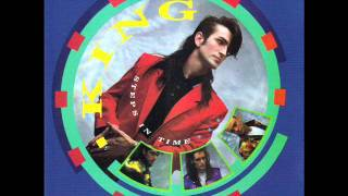 "King-Steps in Time-1985 05 "" Wont You Hold My Hand Now"""