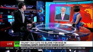 🔴 Peter Schiff vs. Socialist Debating the Deficit