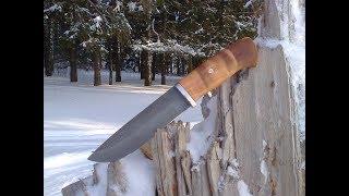 "Нож ""СЛЕДОПЫТ""/ Knife making * PATHFINDER"