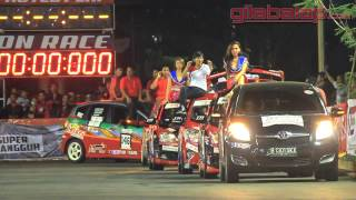 Highlight Indonesia Night City Slalom Seri 2