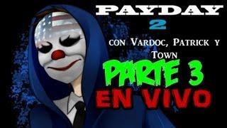 Repeat youtube video #XodaEnVivo Ladrones Fracasados Parte 3! Con Vardoc, Town y Patrick!