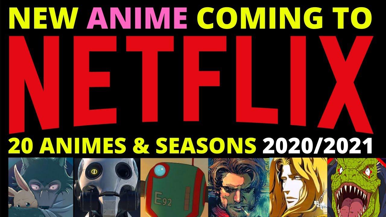 Netflix Originals 2021