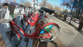 B-Cycle bike stations around Denver to be dismantled by the end of January
