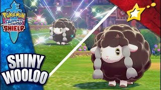 [LIVE!] SHINY WOOLOO after 354 Murder Method Encounters + How do the Shiny Sparkles Work? (SWSH)