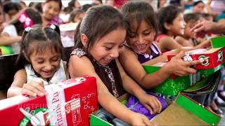 Девочка из Филиппин получает подарок от мальчика из США, спустя 14 лет одно сообщение меняет всё