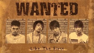 Wanted First Album [Like the First Shot] 12 Bye Bye Bye 日本の皆さ...