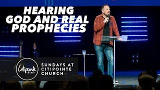 Hearing God and Real Prophecies - Shawn Bolz