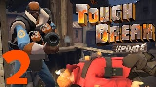 [Nerf Cannon and Failed Equalization] - Team Fortress 2 Tough Break Update #2