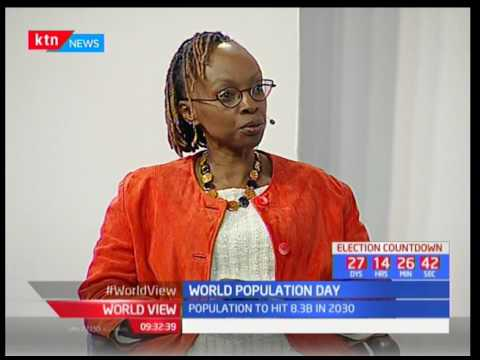 Worldview: 11th July 2017- World Population Day