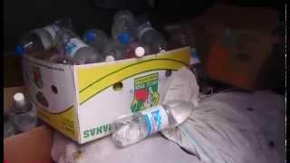 Война. 36 детей отказников. Еды не хватает, дети выживают благодаря волонтерам.