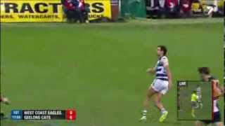 Motlop gets the Cats off the mark - AFL