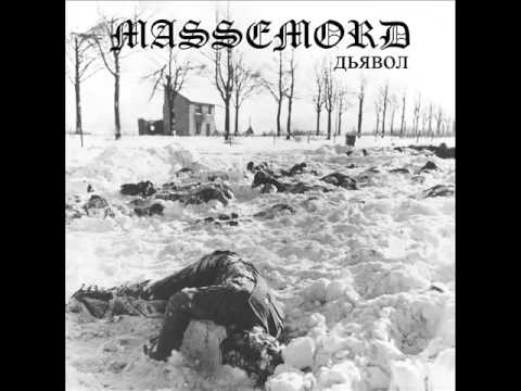 Massemord - Sufferings (Norwegian Black Metal/NSBM)