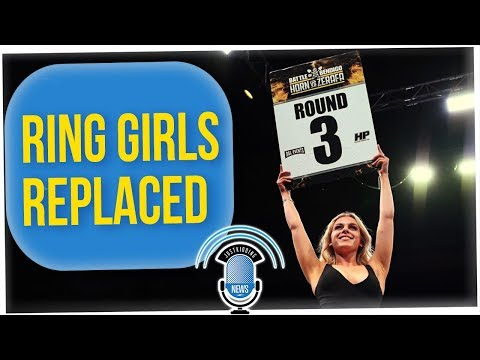Ring Girls Are Starting to be Replaced by Men (ft. Tahir Moore)