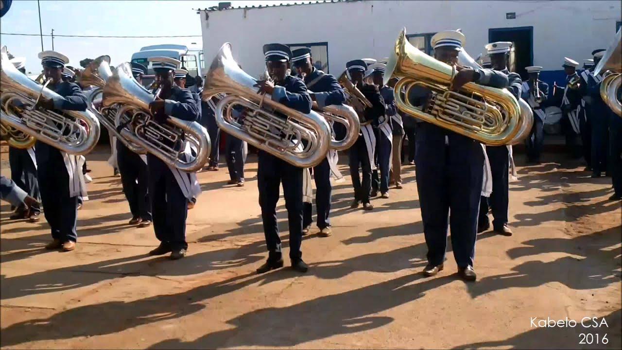 Download A.I.E Brass Band - Siyathokoza*