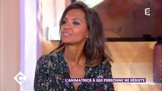 Karine Le Marchand : l'animatrice de retour dans le pré - C à Vous - 12/01/2018