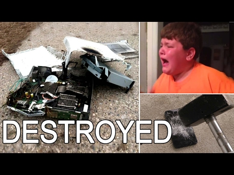 PARENTS DESTROY KIDS ELECTRONIC COMPILATION