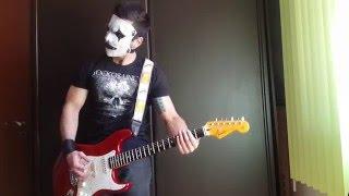 Download Mp3 Evanescence - Bring Me To Life -  Guitar Cover  - Karasu