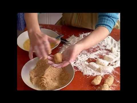 Trucos De Cocina Youtube | Tecnica Rapida Para Moldear Croquetas Youtube