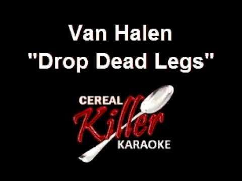 CKK - Van Halen - Drop Dead Legs (Karaoke)