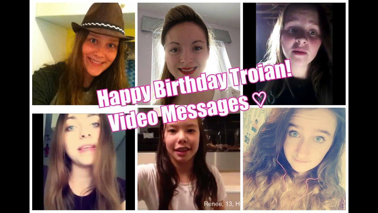 Happy Birthday Troian!
