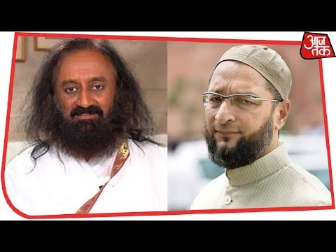 Asaduddin Owaisi Cries Foul Sri Sri`s Mediation, Says Sri Sri Is Not Neutral