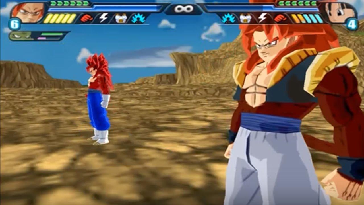 Dragon Ball Z Shin Budokai 3 Mod Emuparadise Ppsspp Dragon Ball Z