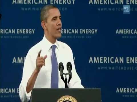 Obama on New Energy Sources