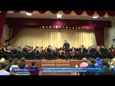 И.Брамс. Венгерский танец № 6 — J.Brahms. Hungarian Dance № 6