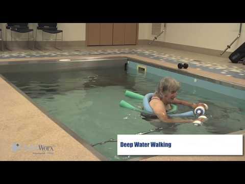 Cerebral Palsy | HydroWorx Pool Protocol