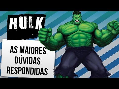 HULK: MISTÉRIOS REVELADOS | Ei Nerd