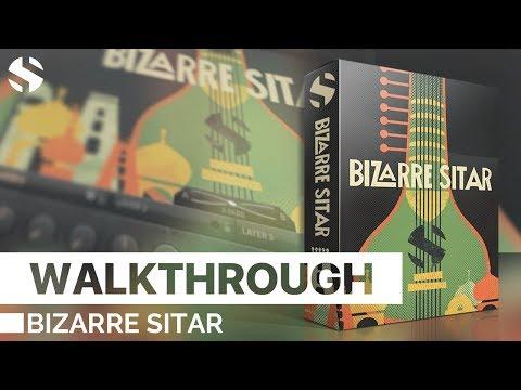 Bizarre Sitar By Soundiron Walkthrough