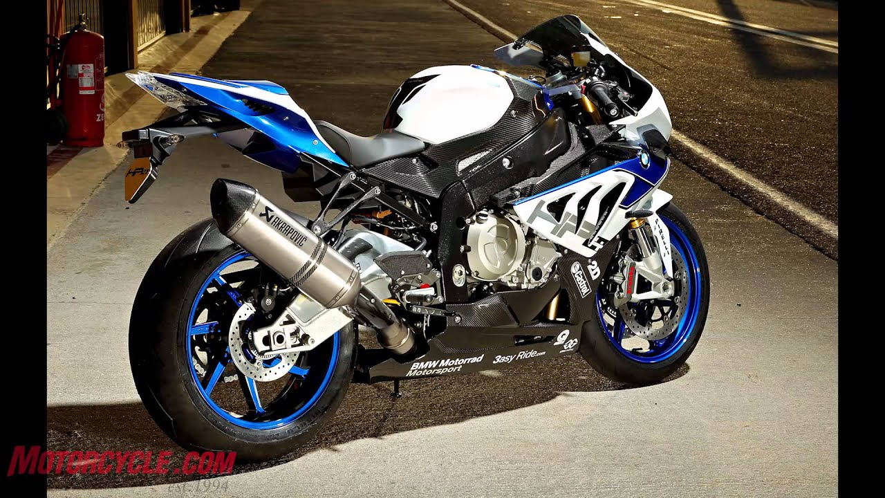 2013 BMW S1000RR HP4 Review - The most capable sportbike ever built ...