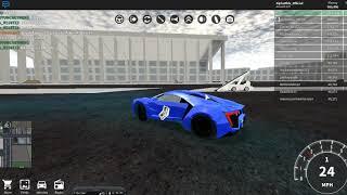 Roblox Vehicle Simulator| Is the w motor lykan worth it? (re-upload)